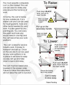Cart Instructions